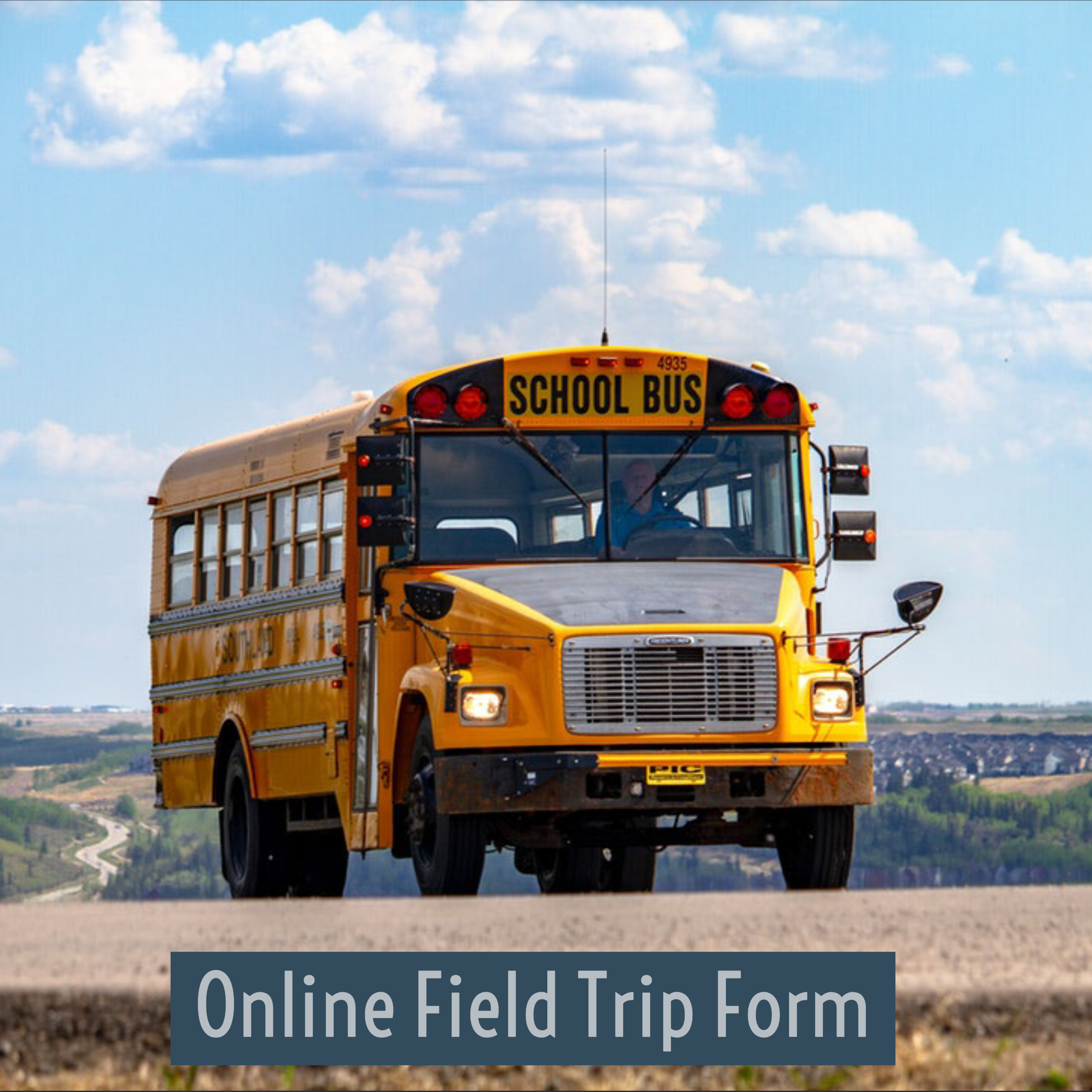 The CESD Online Field Trip Form