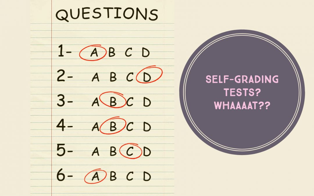 Self-Grading Quizzes in Google Forms