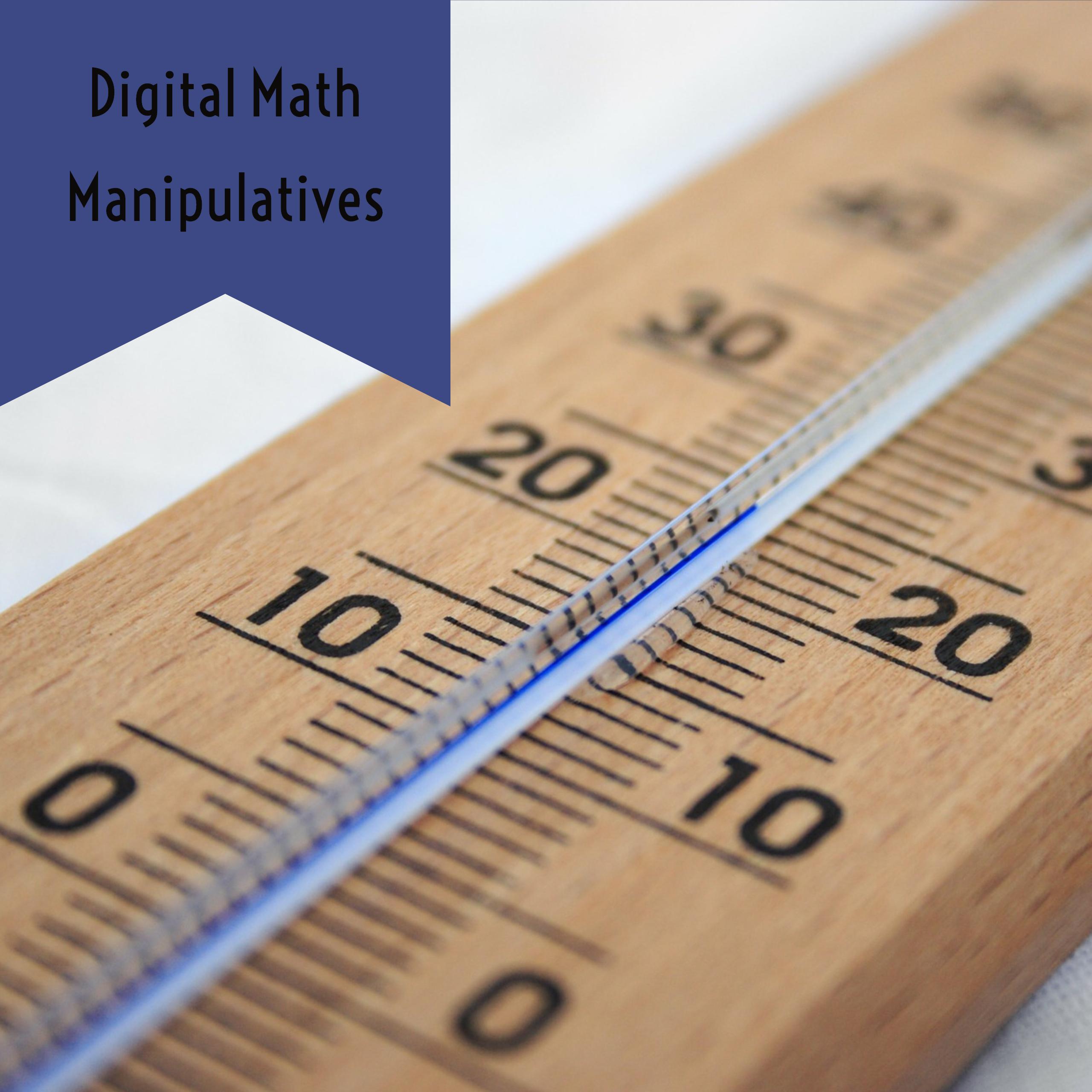 Free Digital Math Manipulatives