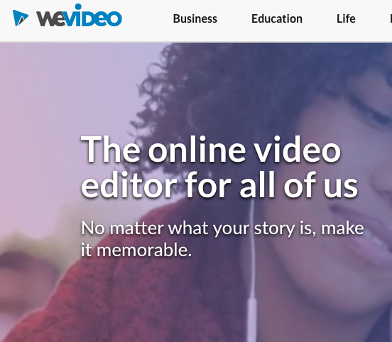 We Video – Online Video Editor