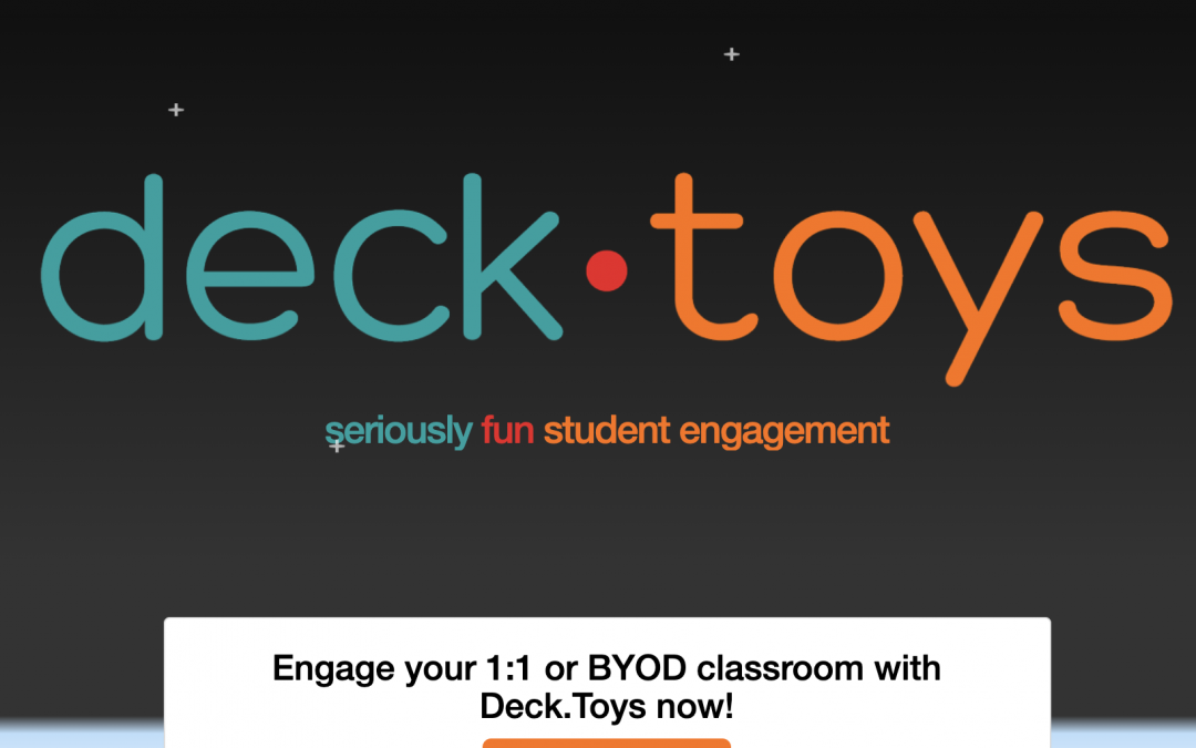 Deck Toys – Interactive Lessons