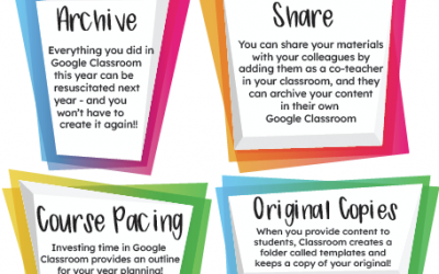 You're going to be so glad you used Google Classroom