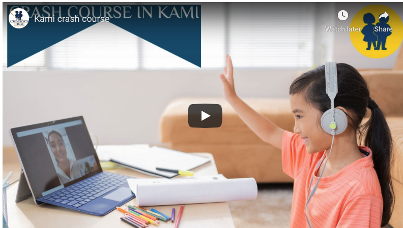 Crash Course in Kami