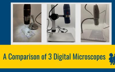 Digital Microscopes – A Comparison